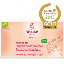 Weleda Nursing Tea 20 Teabags - 40g