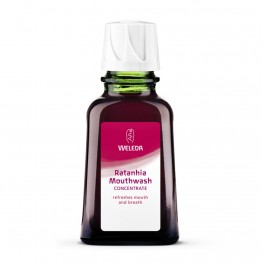 Weleda Ratanhia Mouthwash Concentrate - 50ml