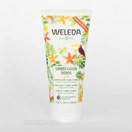 Weleda Summer Garden Shower - 200ml
