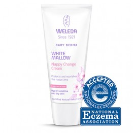Weleda White Mallow Baby Nappy Change Cream 50ml