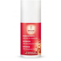 Weleda Pomegranate 24h Roll-On Deodorant - 50ml