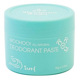 Woohoo Body! Natural Deodorant Paste - Surf 70g