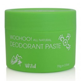 Woohoo Body! Natural Deodorant Paste - Wild 70g