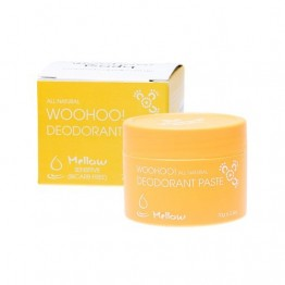 Woohoo Body! Natural Deodorant Paste - Mellow 70g