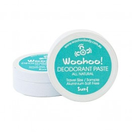 Woohoo Body! Natural Deodorant Paste - Surf 10g Sample Tin