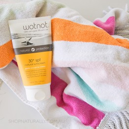 Wotnot 30+ spf Family Sunscreen 150g