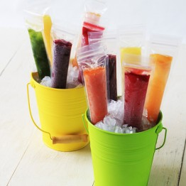 Zipzicle Reusable Zip Top Ice Pop Pouches - 36 pack