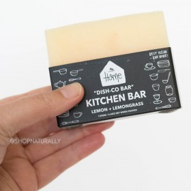 No Nasties Home Kitchen Bar 125g - Lemon