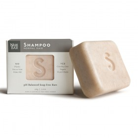 Nuebar Shampoo Bar for Normal Hair - 90g