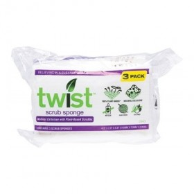 Twist Scrub Sponges 3 Pack