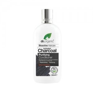 Dr Organic Activated Charcoal Conditioner - 265ml