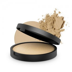 Inika Baked Mineral Foundation 8g - Patience