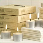 31c/hour burn time | Tealight Candles (box of 9)