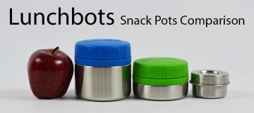 Which Lunchbots Snack Pot is right for you?