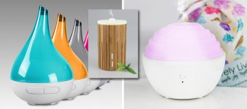 NEW: Aroma diffusers from Lively Living