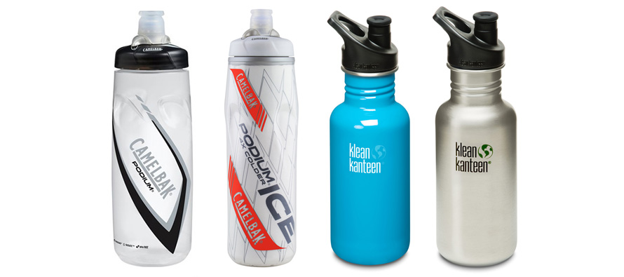The best water bottle for a bike cage