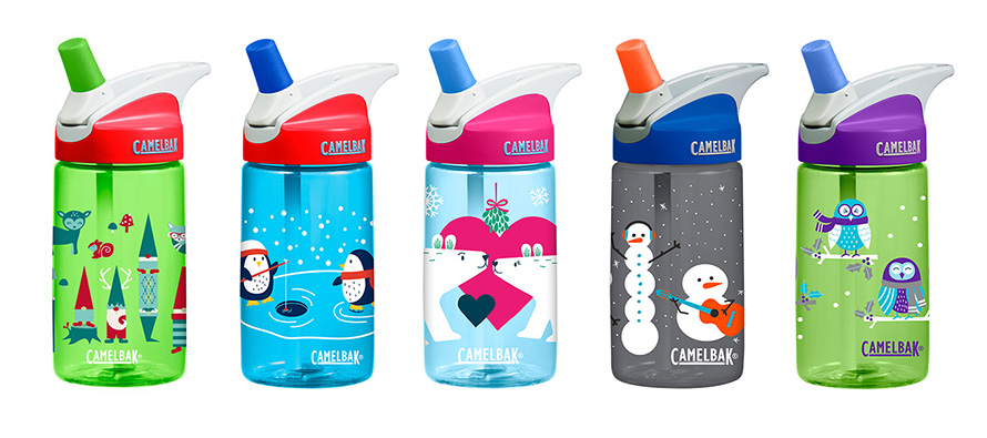 how to clean the camelbak eddy for kids