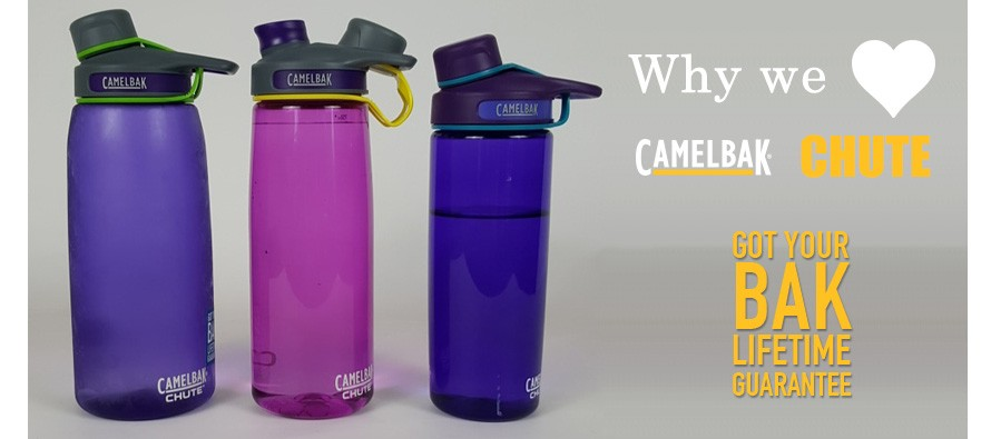 Why the staff love the Camelbak Chute bottle | Shop Naturally News ...