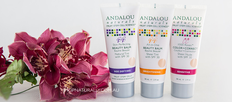 Which Andalou Naturals SPF BB CC is right for you?