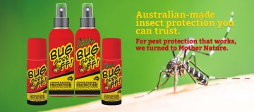 Scientifically proven natural mosquito repellent