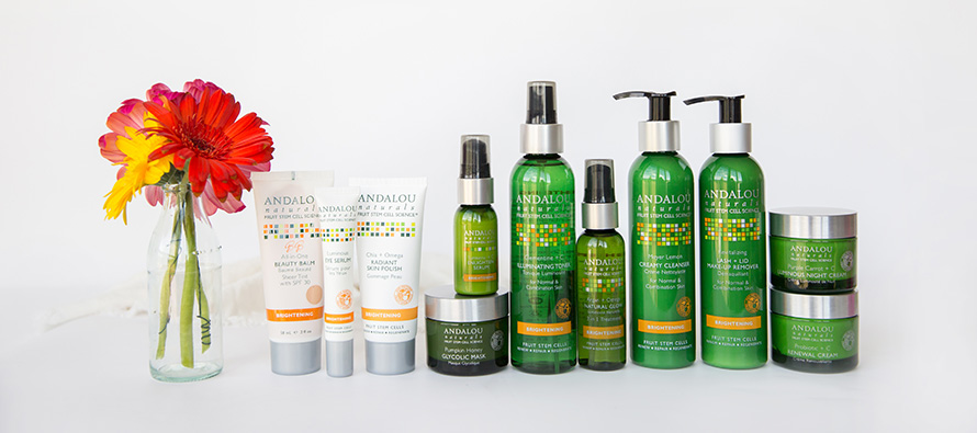 Andalou Naturals new packaging and formulation changes