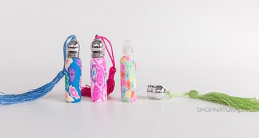New USB Aroma Diffusers and painted roller balls