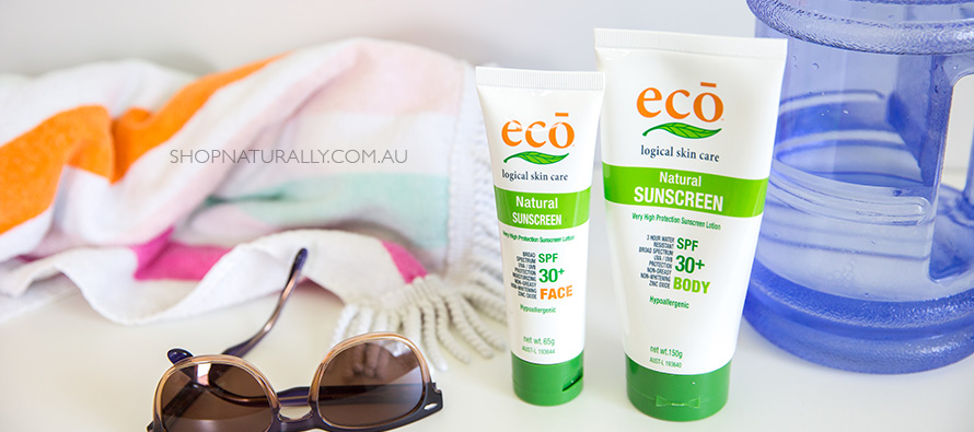 We compare natural sunscreen for the body and face