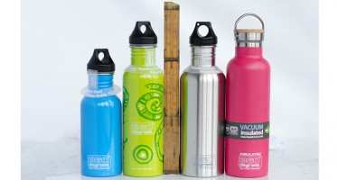 Why you're going to love the new 360 Degrees Stainless Steel Water Bottles