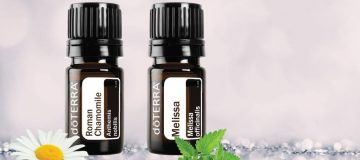 doTERRA Roman Chamomile and Melissa available again