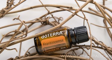 How to get yourself a free bottle of doTERRA Frankincense this December