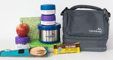 What Fits Inside the Lunchbots Insulated Lunch Bag