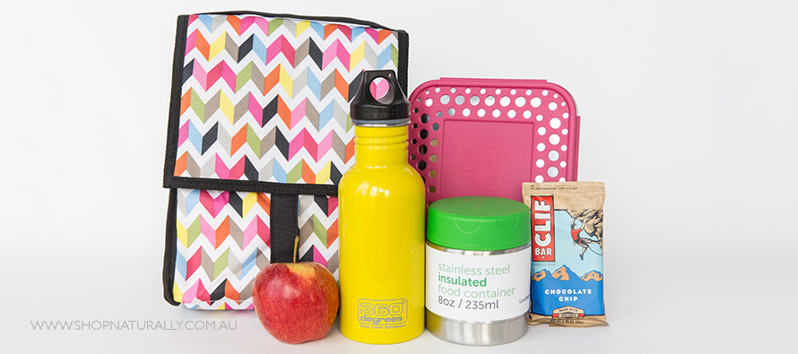 What fits inside my Insulated Lunch Bag - the master list