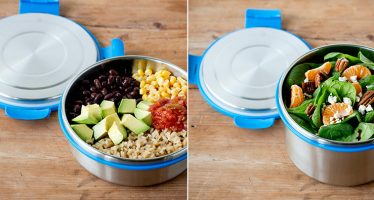 Lunchbots Clicks – the leakproof lunch box with no plastic touching your food