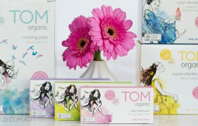 Why using organic tampons is a very good idea