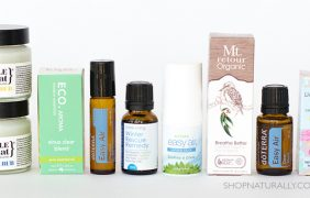 Essential oils to assist with seasonal breathing issues
