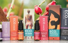 New skin & body care range from Eco Modern Essentials
