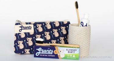 Natural dental products for kids
