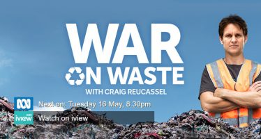 ABC's War On Waste Episode Two – recycling