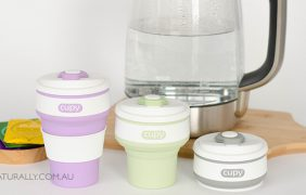 Introducing Cupy – Australia's first collapsible barista sized reusable coffee cup