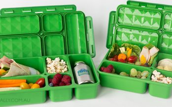 Go Green Bento Boxes back in stock