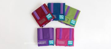 Introducing ONYA reusable lunch wraps
