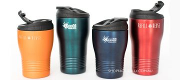 A changing of the guard for the 450ml Cheeki Travel Mugs