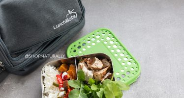 What's in Liana's lunch bag this week