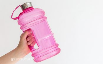 Introducing our new 2.2L water bottle in pink
