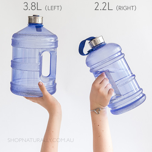 Water Bottle Volume: A Guide To Choosing A Large Water Bottle