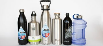 Supersize Me - a guide to choosing a large water bottle