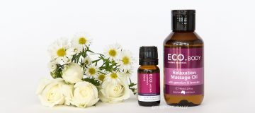 Eco Aromas - new massage kits