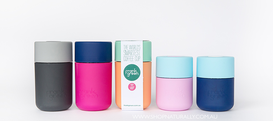 New Frank Green Travel Mugs In Store Now Shop Naturally News Blog