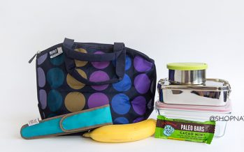 What fits in Built NY Icetec lunch bag