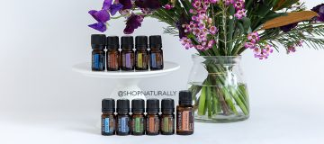 Get a free bottle of doTERRA Frankincense worth $114
